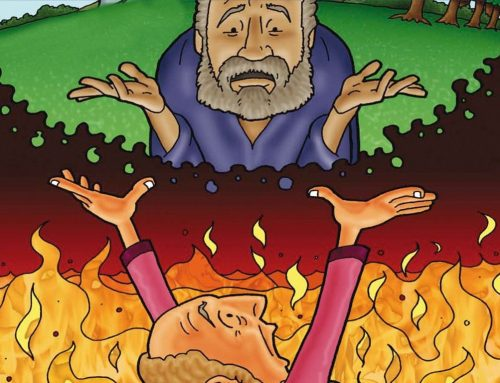 Lessons fromthe parable ofLazarus and the Rich Man