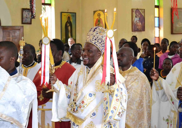 Shine on your Way Bishop Athanasios Akunda