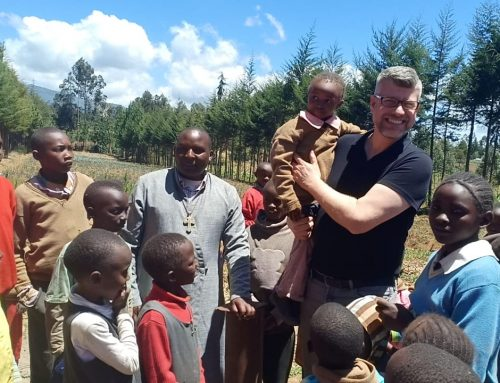 My Visit to St Irene Orphanage – Chris Range