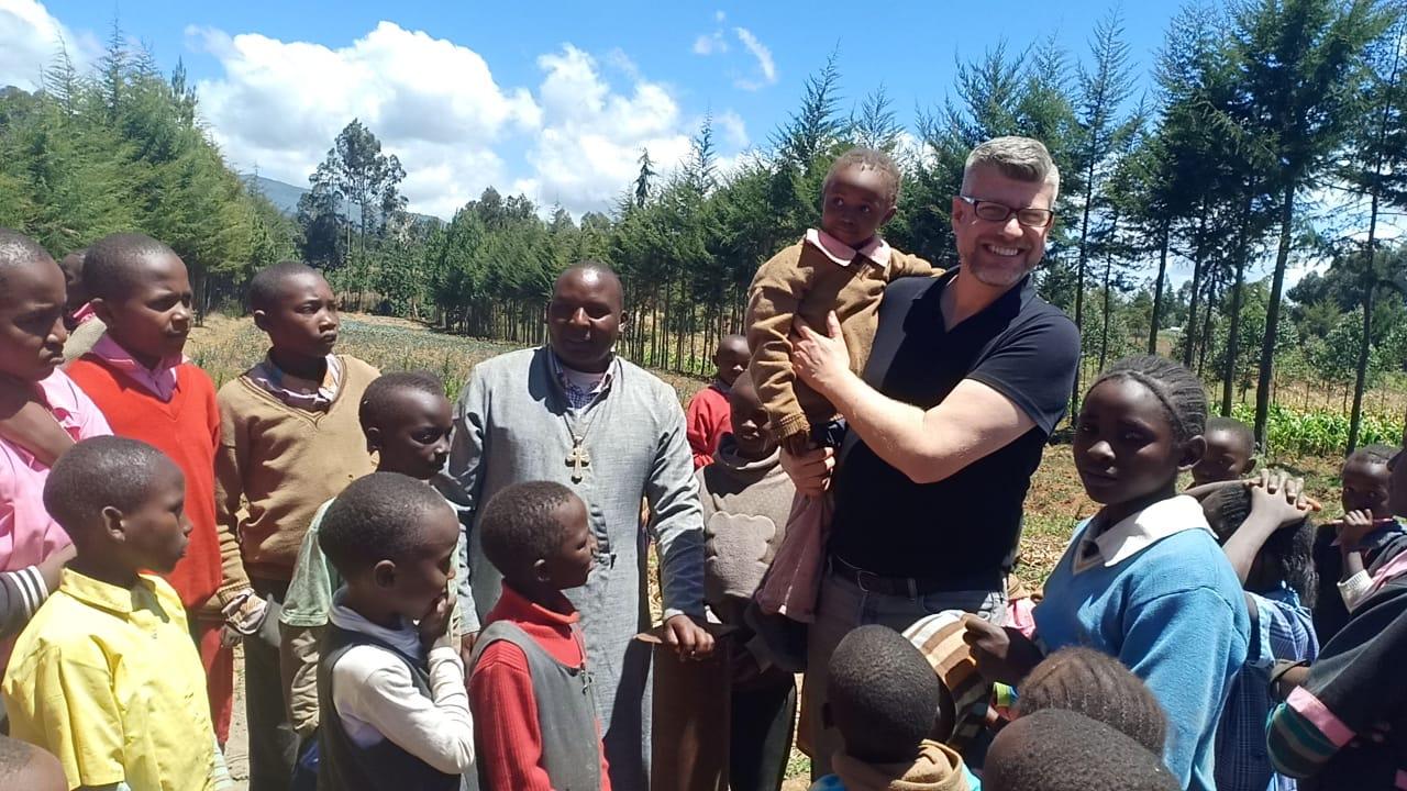 My Visit to St Irene Orphanage – Chris Range