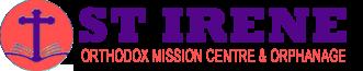 St Irene Orthodox Mission Center & Orphanage Logo