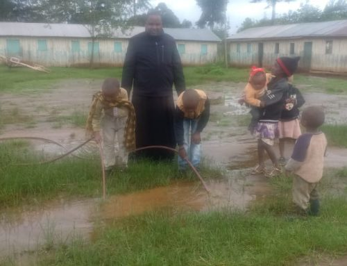 Heavy Rains have Disrupted Mission Activities at St Irene Orthodox Mission Centre & Orphanage