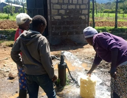 Water Project Success Profile Statement and the Way Forward